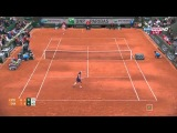 2014 Maria Sharapova vs Samantha Stosur Amazing Point [HD]