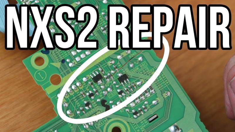 Repairing CDJ2000 NXS2 - PCB Crack