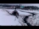 покатушка зима