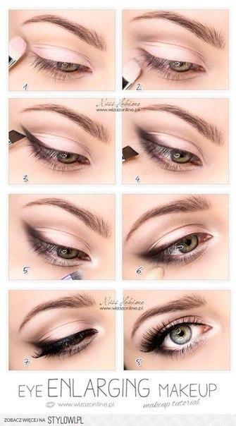 вечерний макияж самостоятельно пошаговая инструкция