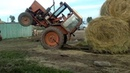 Tractors Forced to Work
