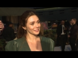 Infinity War- Elizabeth Olsens now a producer!