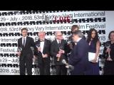 Robert Pattinson na 53. MFF Karlovy Vary - Ocen