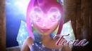 Winx Club Season 6 Tecna Mythix Spells English