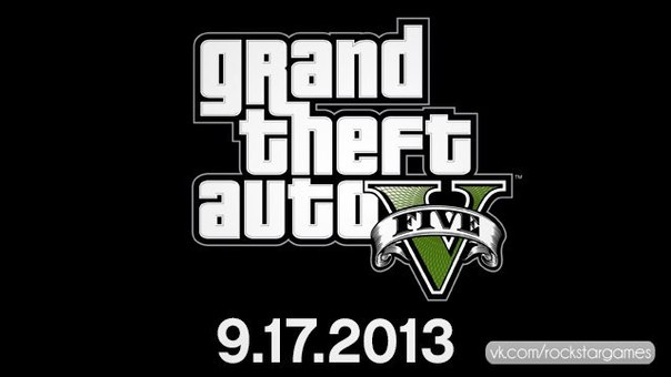 Rockstar Games обьявили официальную дату релиза GTA V - 17 сентября. 0bmIcr_FcPw