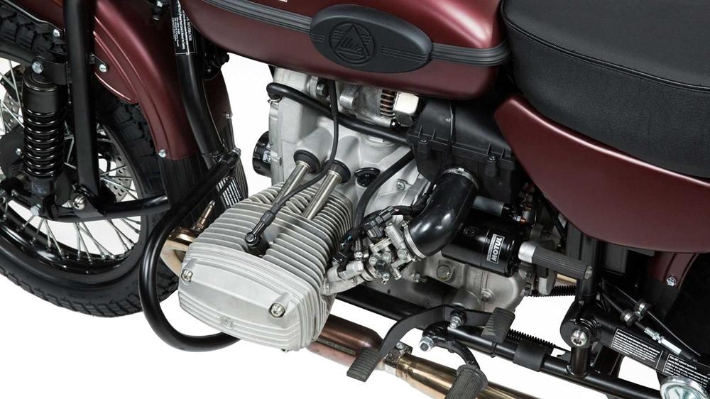 Компания Урал разработала новый двигатель и отказалась от М70