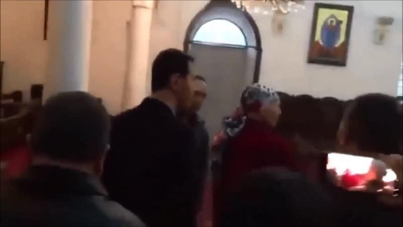 La République Syrienne Laïque qui honore toutes les religions, et la Ripoux Flics du Brétzel et du pain hazim