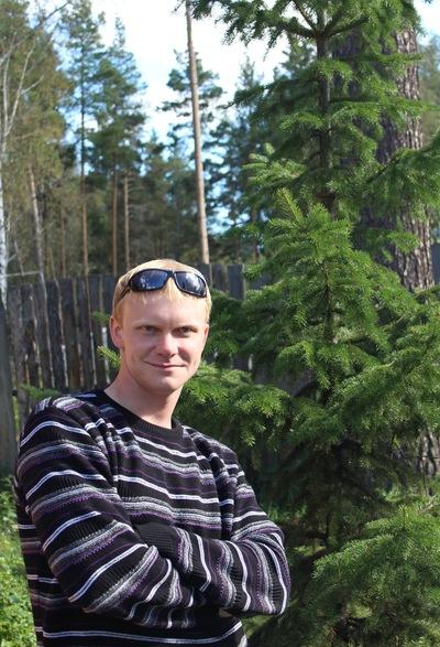 Иван Сидоренко, 7 сентября 1984, Новосибирск, id8633410