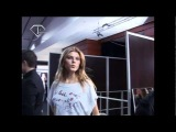 fashiontv | FTV.com - Maryna Linchuk Model Talks S/S 09