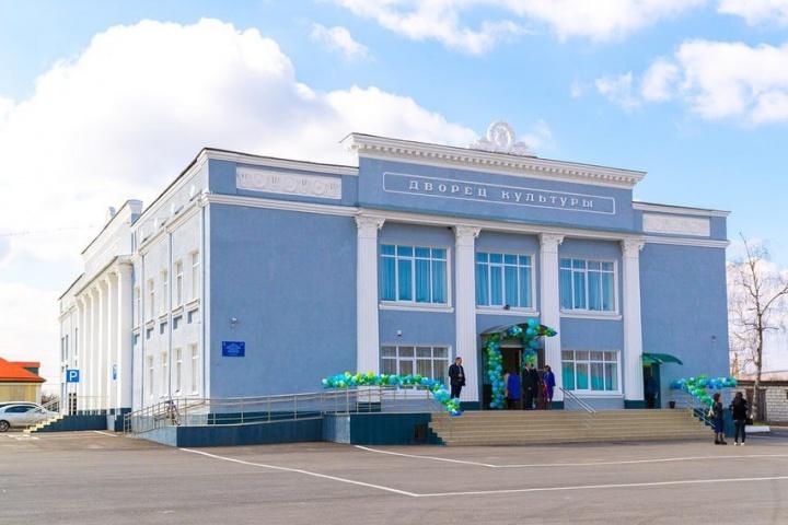 Cовременный Дворец культуры открыли в станице Исправной