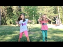 GrapeSEED Moscow English class first footage in the park