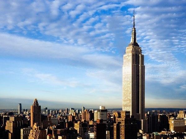 Как американка выжила выпрыгнув с 86 этажа небоскрёба.