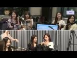 160627 김흥국 봉만대의 털어야 산다-다이아(아이오아이 정채연 프로듀스101 기희현) 공중파 첫 라디오_DIA (I.O.I ChaeYeon Produce 101 HeeHyun)