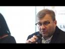 Михаил Пореченков Будем надеяться что на фестивале Горький fest мы покажем настоящее российское кино
