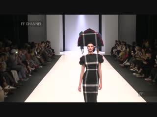 Irina stetsko/fall winter 2019/2020 full fashion show /exclusive