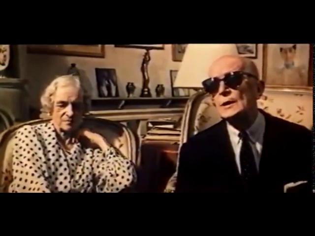 Князь Феликс Юсупов интервью для фильма Я убил Распутина Франция 1967 год