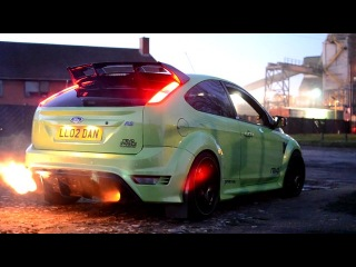 MK2 Ford Focus RS 2.5T 400bhp