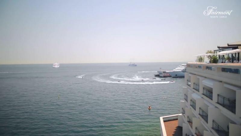 Морские мотивы Ривьеры в дизайне отеля Fairmont Monte Carlo