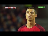 Cristiano Ronaldo Vs Latvia (Home) 16-17 HD 1080i By Ronnie7M