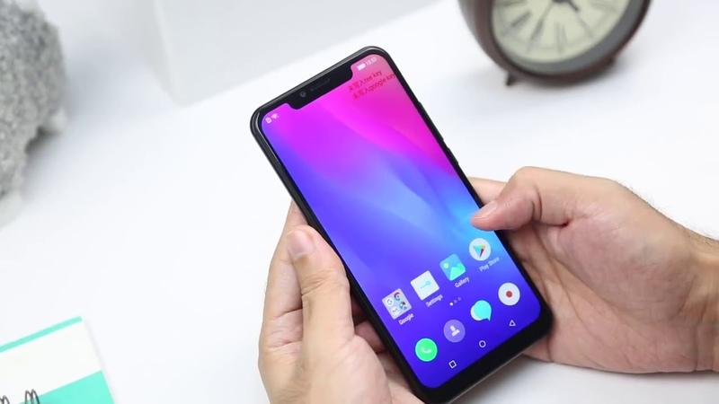 Смартфон Vernee M8 Pro полноэкранный смартфон с NFC Helio P60