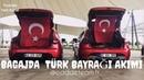 Bagajda Türk Bayrağı Akımı 😍❤ 2