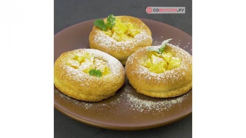 Творожники с апельсинами Больше рецептов в группе Десертомания