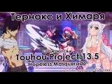 Тернокс и Химаря сражаются в «Touhou Project 13.5: Hopeless Masquerade»