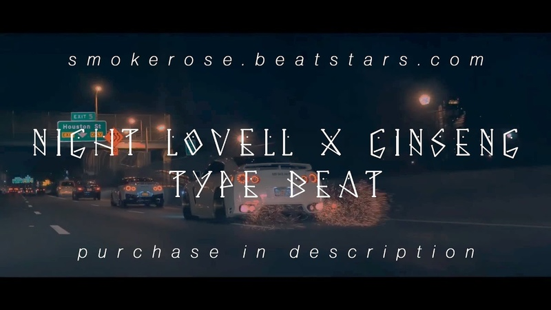 [FREE] Night Lovell x Gin$eng dark type beat black castle (prod. by smokerose)