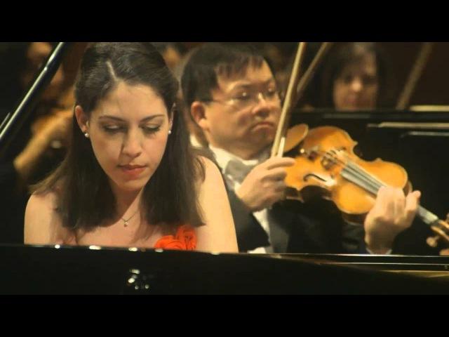 Van Cliburn Competition 2013 - Beatrice Rana - Prokofiev - Piano Concerto no2 in g minor