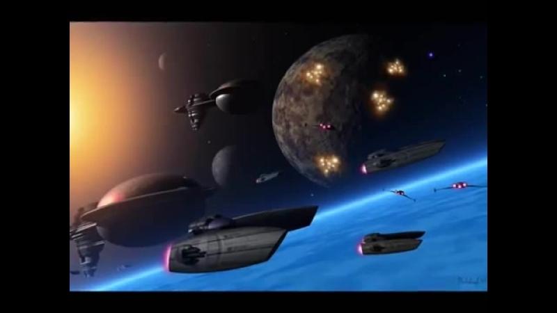 Future Visions - scifi art spacesynth