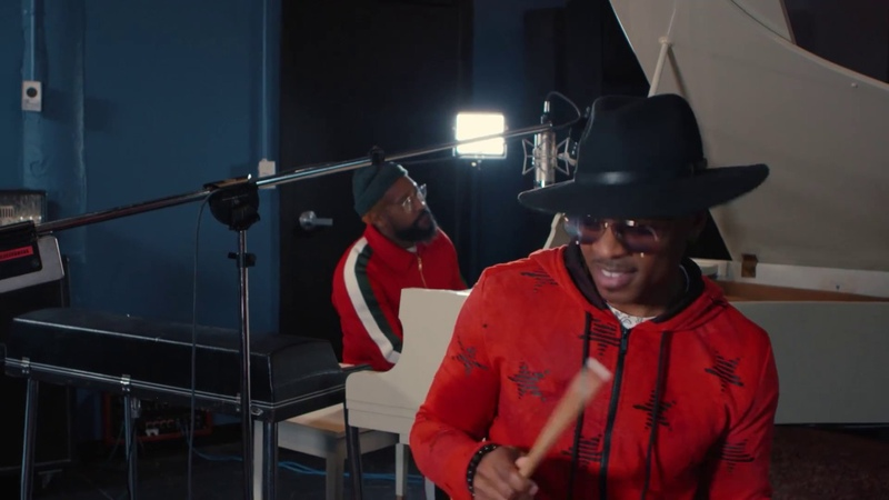 PJ Morton feat. Stokley All I Want For Christmas Is You Official Music Video