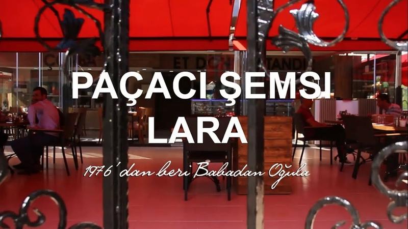 PAÇACI ŞEMSİ® BABY FROM OWN – BAKING SOUP IN ANTALYA, TURKEY