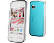 Фото Мобильный телефон Nokia 5230 White-Silver.