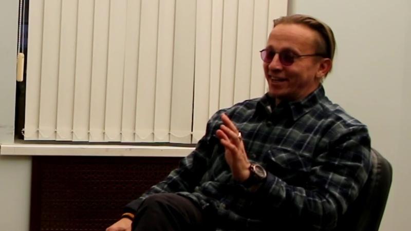 Иван Охлобыстин интервью специально для НОД
