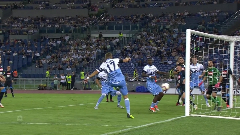 Lazio 1-2 Napoli ¦ Insigne hits winner as Napoli edge past Lazio ¦ Serie A