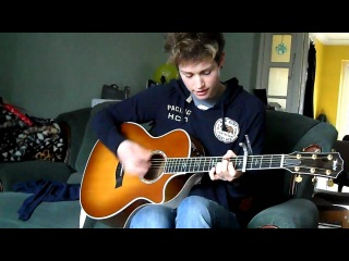 James McVey - Cannonball (Damien Rice Cover) 23.02.11