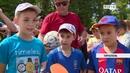 В парке Победы прошел футбольный фестиваль