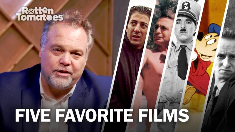 Vincent DOnofrios Five Favorite Films | Rotten Tomatoes