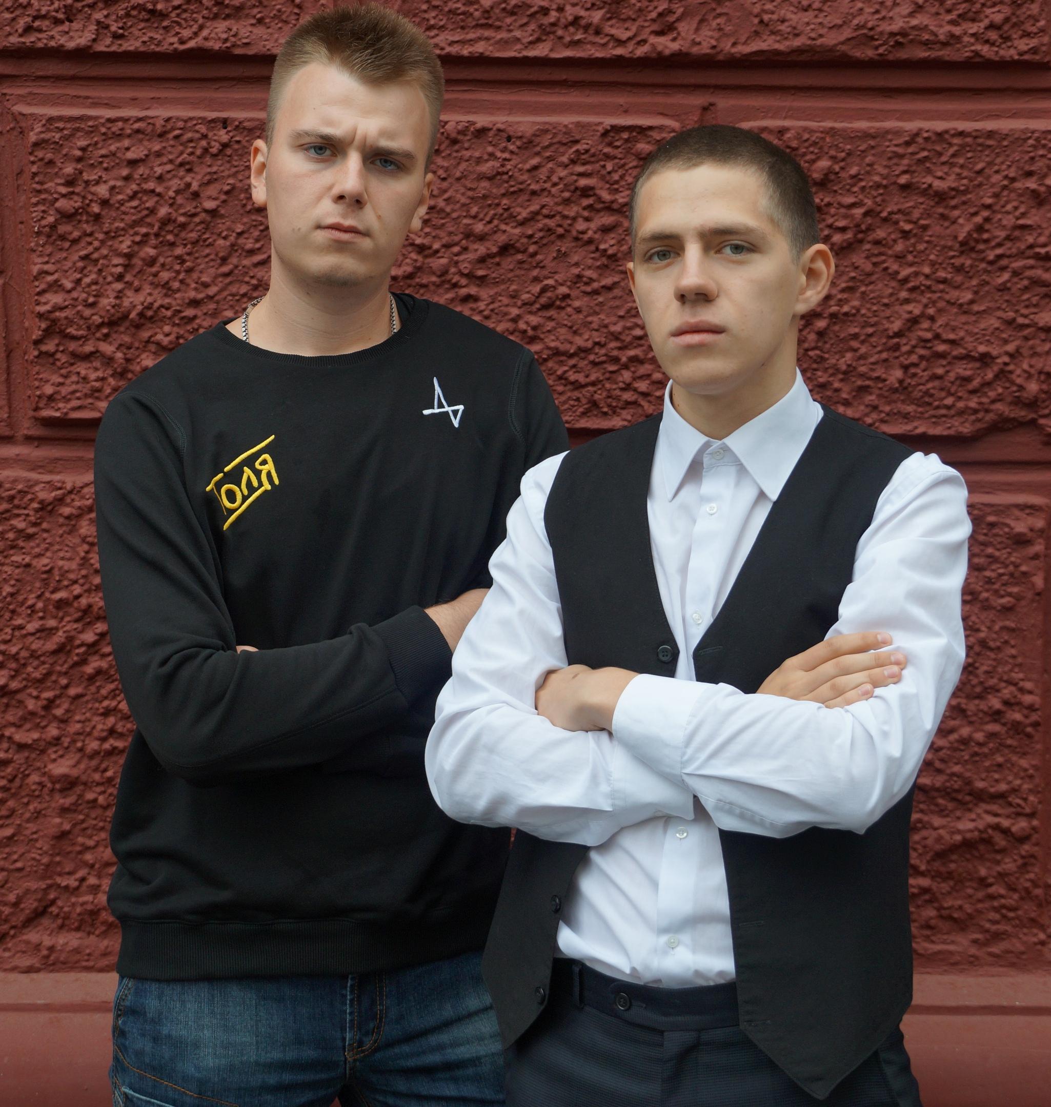 Андреев Анатолий и Смирнов Андрей