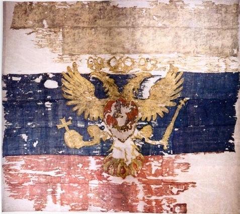 флаг белый синий крест