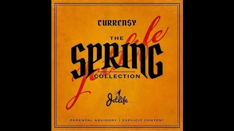 Currensy - Knock Feat. Corner Boy P (The Spring Collection)