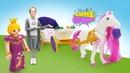 Playmobil. Принцесса, дворец и карета. Игровые наборы для девочек