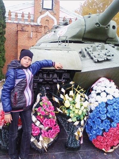 Алексей Суворов, 19 сентября 1999, Лебедянь, id152334461