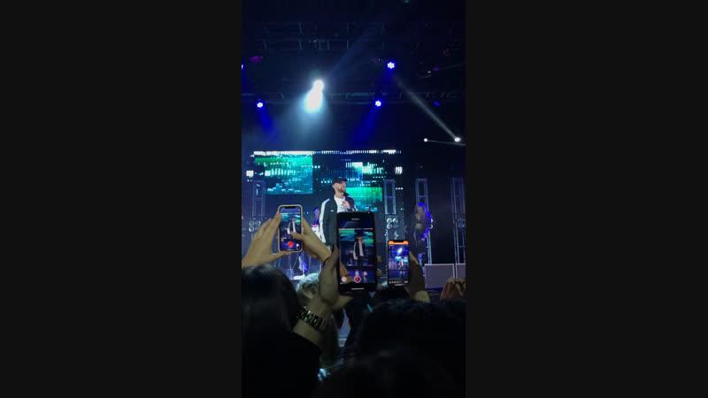 Егор Крид концерт 14 11 2018 New York City