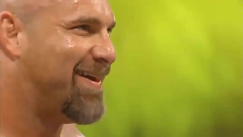 Голдберг против Брока Леснара wrestlemania xx
