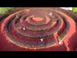 Обзор самого большого лабиринта в мире