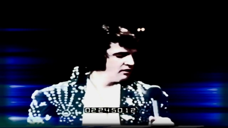 Elvis Presley - Burning Love With The Royal Philharmonic Orchestra