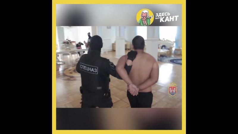 В Калининграде полиция задержала наркобарона | Здесь был Кант | vk.com/kanthaus