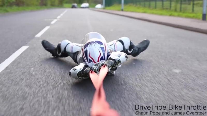 Тест для мотокуртки