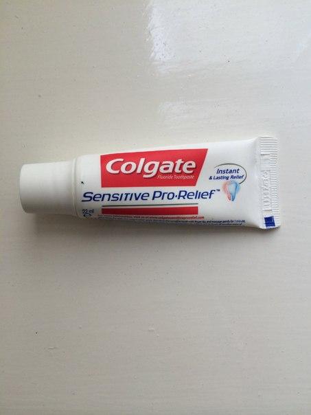 образец Colgate